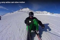 Bildliche Wintersportimpressionen mit Action Cams